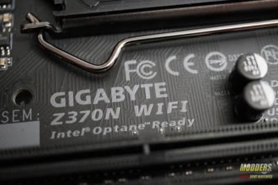 Gigabyte Z370N WIFI Review DSC00067