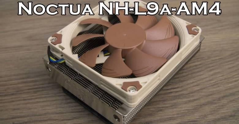 Photo of Noctua NH-L9a-AM4 Review