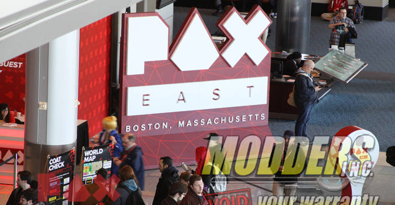 Photo of PAX East 2018