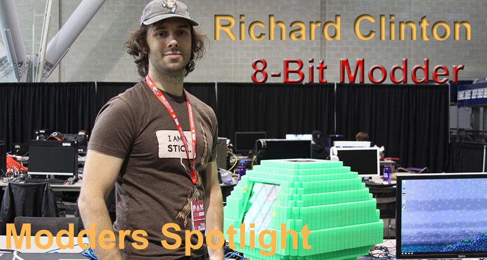 Modder Spotlight:  Richard Clinton (8-Bit Builder)