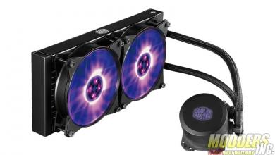 Photo of Cooler Master MasterLiquid ML240L RGB Review