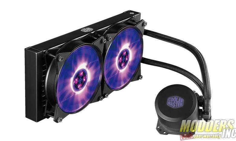 Photo of Cooler Master MasterLiquid ML240L RGB Review