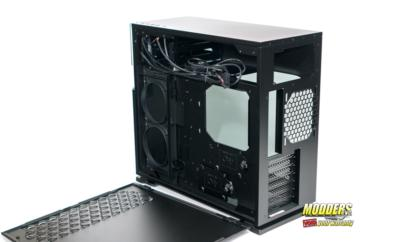 In Win 101C and Polaris RGB Fans review. 101c, case fans, Cases, In Win, In Win 101c, In Win Polaris RGB, Mid Tower, polaris, Polaris RGB, RGB fans 23