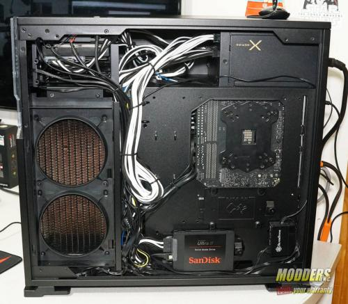 In Win 101C and Polaris RGB Fans review. 101c, case fans, Cases, In Win, In Win 101c, In Win Polaris RGB, Mid Tower, polaris, Polaris RGB, RGB fans 33