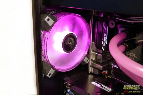 In Win 101C and Polaris RGB Fans review. 101c, case fans, Cases, In Win, In Win 101c, In Win Polaris RGB, Mid Tower, polaris, Polaris RGB, RGB fans 39