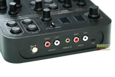 Sound Blaster K3+ Audio Interface DSC01851