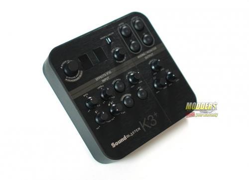 Sound Blaster K3+ Audio Interface DSC01865
