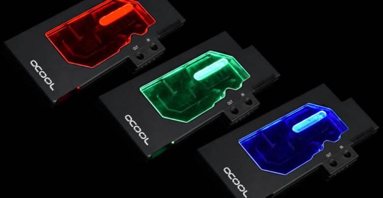 Photo of Alphacool announces the Eisblock GPX GPU waterblocks