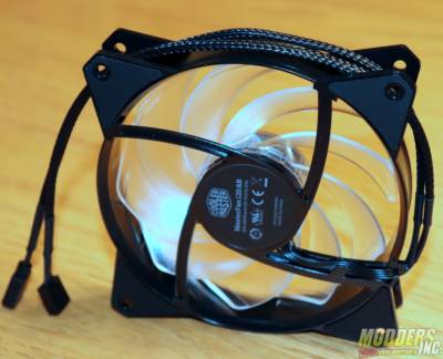 Cooler Master MasterLiquid ML240L RGB Review AIO, rgb, Water Cooling 5