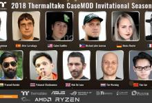 2018 Thermaltake CaseMOD Invitational Season 1