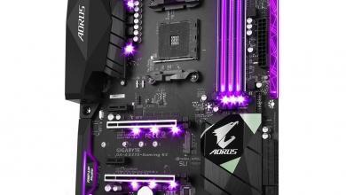 Gigabyte AORUS AX370-Gaming K5 AMD, benchmarkreviews, Gigabyte, Motherboard 1