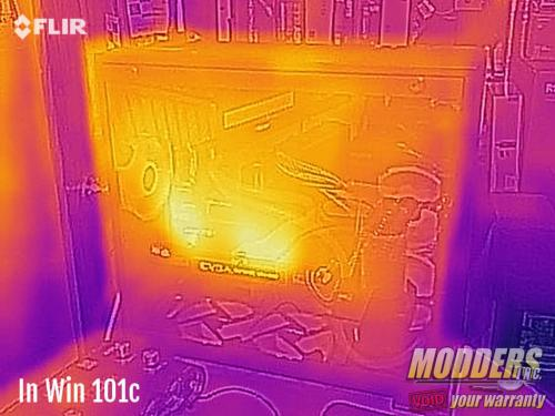 In Win 101C and Polaris RGB Fans review. 101c, case fans, Cases, In Win, In Win 101c, In Win Polaris RGB, Mid Tower, polaris, Polaris RGB, RGB fans 1