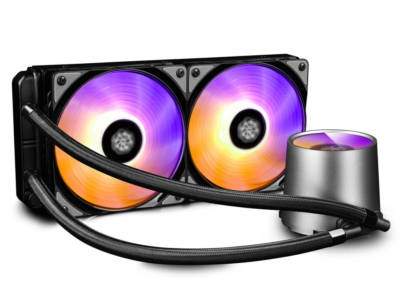 Deepcool Gamerstorm Launches CASTLE 240/280RGB AIO Cooler, Deepcool, water cooling kit 2