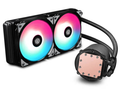 Deepcool Gamerstorm Launches CASTLE 240/280RGB AIO Cooler, Deepcool, water cooling kit 10