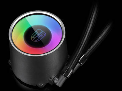 Deepcool Gamerstorm Launches CASTLE 240/280RGB AIO Cooler, Deepcool, water cooling kit 4