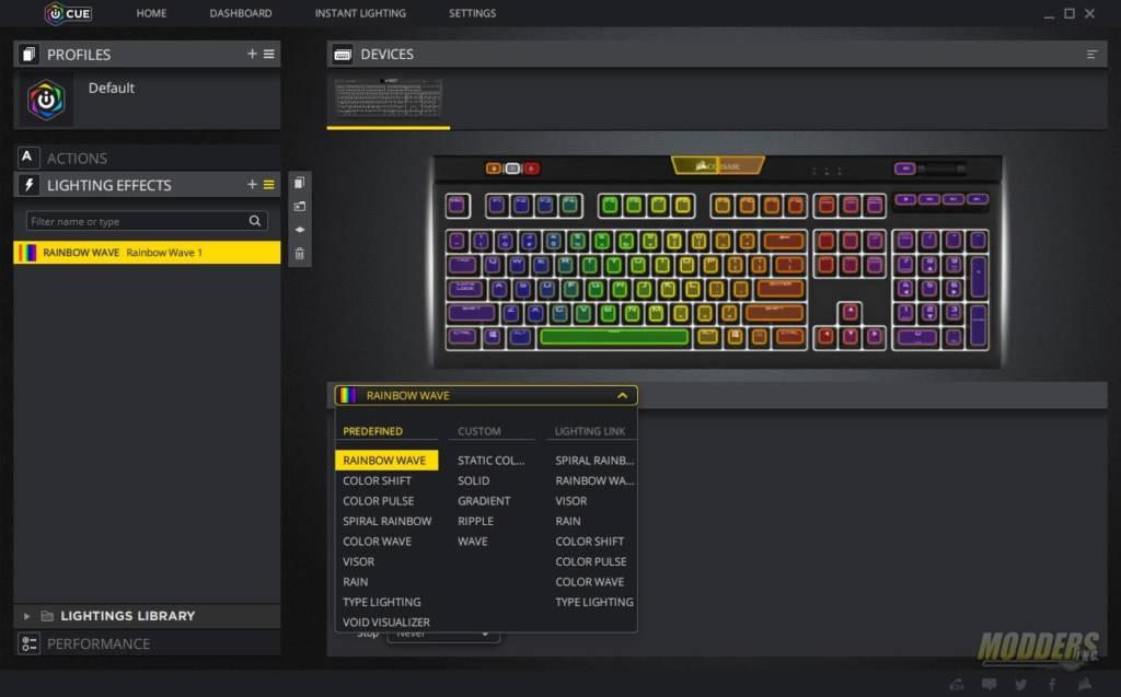 Corsair STRAFE RGB Mk 2 Gaming Keyboard Review — Page 3 of 4