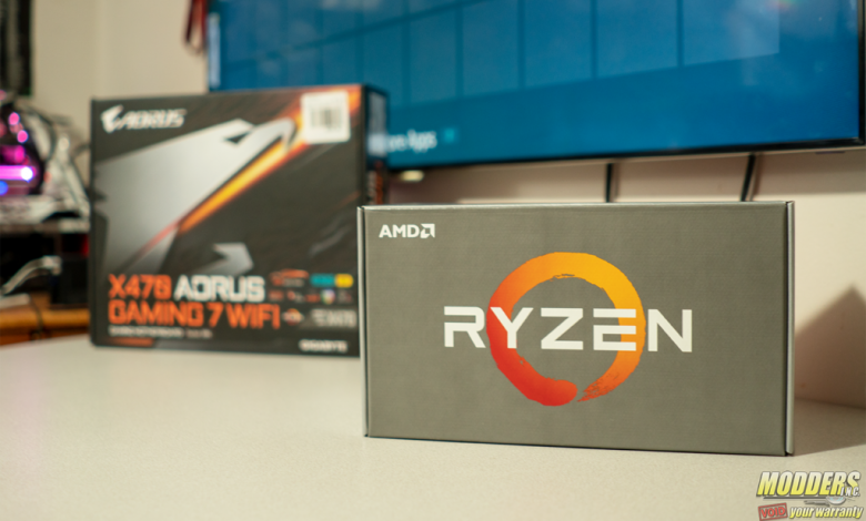 Photo of AMD Ryzen 7 2700 and Ryzen 5 2600 Processor Review