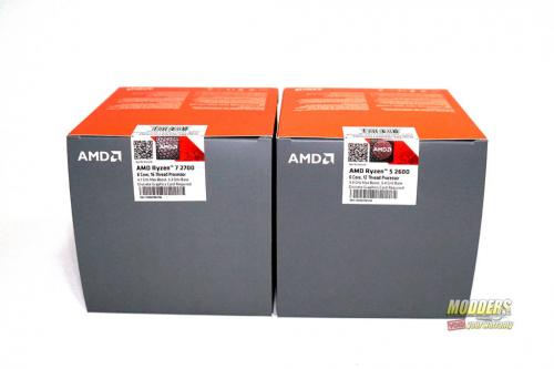 AMD Ryzen 7 2700 and Ryzen 5 2600 Processor Review 2600, 2700, 2nd gen Ryzen, am4, AMD, ryzen, ryzen 5, Ryzen 7, Z470 7