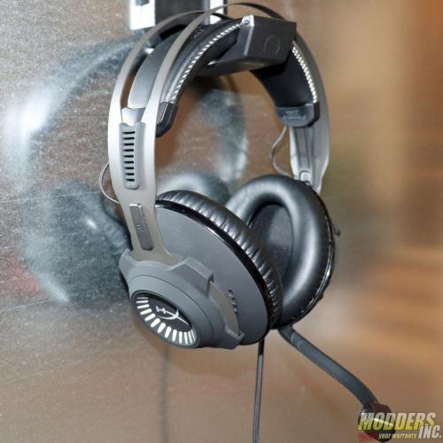 HyperX Cloud Revolver Gaming Headset Cloud Revolver, Gaming, Headphones / Audio, Headset, HyperX, mic 9