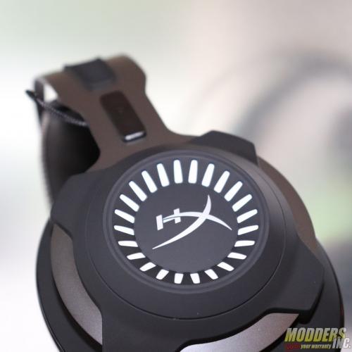 HyperX Cloud Revolver Gaming Headset Cloud Revolver, Gaming, Headphones / Audio, Headset, HyperX, mic 10