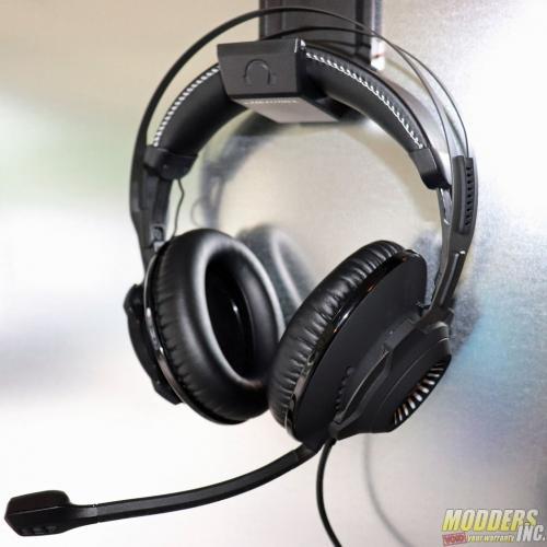 HyperX Cloud Revolver Gaming Headset Cloud Revolver, Gaming, Headphones / Audio, Headset, HyperX, mic 8