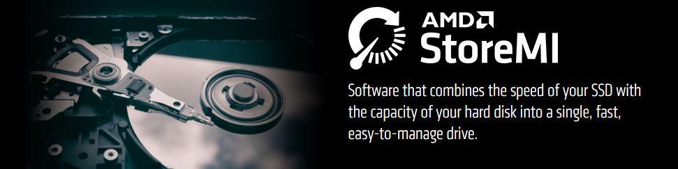 AMD StoreMI Tiered Storage Review AMD, Hybrid Storage, SSD 1