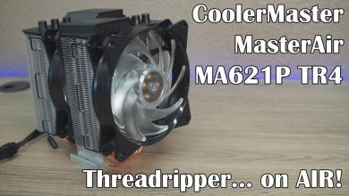 Photo of Cooler Master MA621P TR4 Video Review