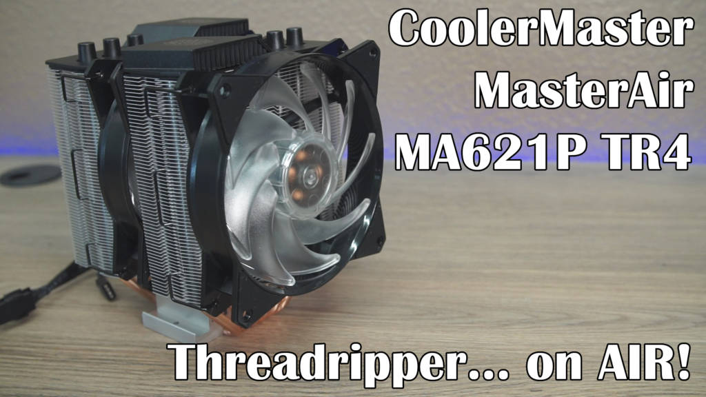 Cooler Master MA621P TR4 Video Review