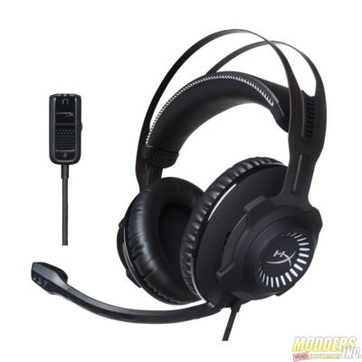 HyperX Cloud Revolver Gaming Headset Cloud Revolver, Gaming, Headphones / Audio, Headset, HyperX, mic 1