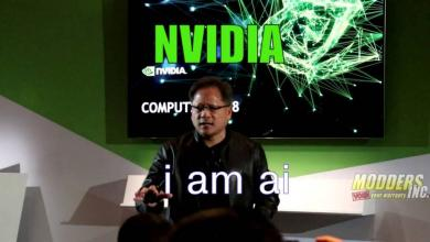 Photo of NVIDIA's Press Conference at Computex 2018