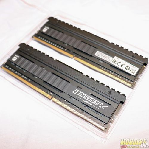 Ballistix Elite 32GB Kit (4 x 8GB) DDR4-3466 Review 32GB kit, Ballistix, Ballistix Elite, Crucial, ddr4, dram, Memory, Micron, RAM 6