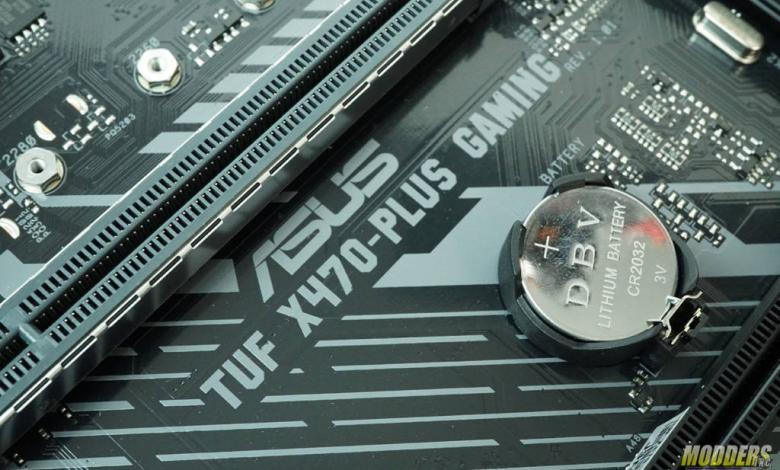 Photo of ASUS TUF X470-Plus Gaming Motherboard Review