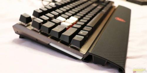 MSI Vigor GK80 Gaming Keyboard Cherry MX Silent, Gaming, GK80, Keyboard, MSI, rgb 6