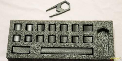 MSI Vigor GK80 Gaming Keyboard Cherry MX Silent, Gaming, GK80, Keyboard, MSI, rgb 15