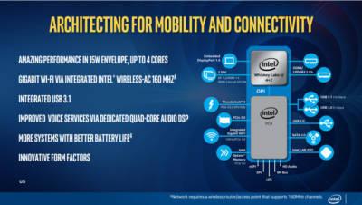 Intel Launches 8th Generation Y and U series Mobile Processors 8th gen, 8th Generation, Intel, Intel U Series, Intel Y Series, laptops, Mobile Processors, U Sereis, Y Series 2
