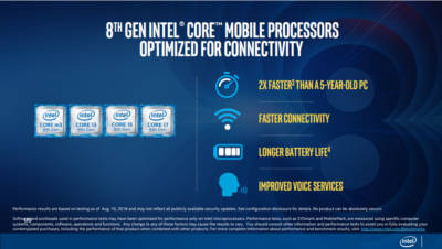 Intel Launches 8th Generation Y and U series Mobile Processors Capture5