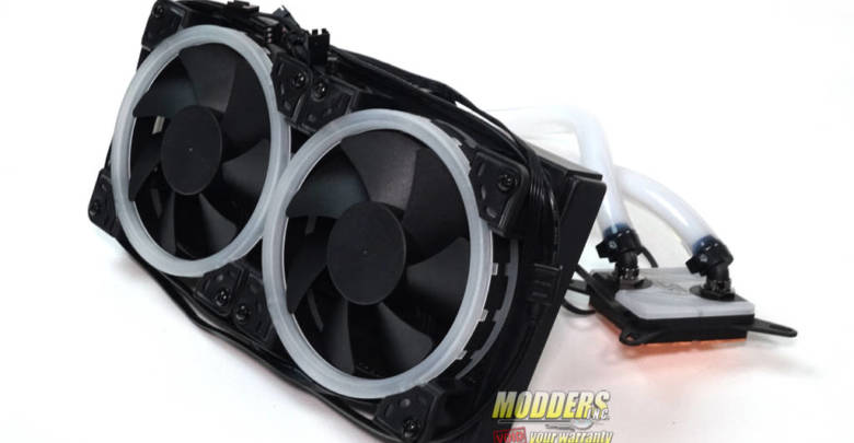 Photo of Swiftech H240 X3 All in One Cooler Review