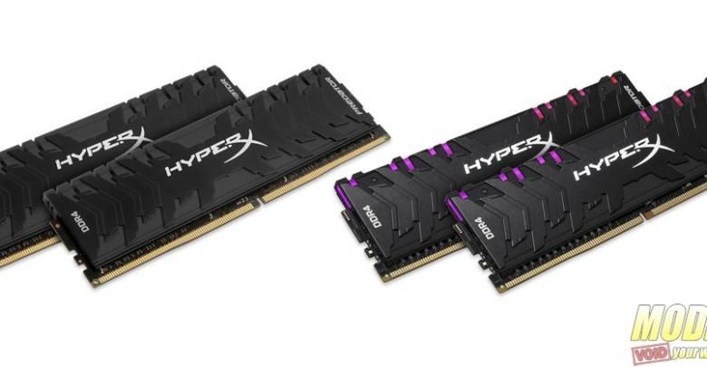 Photo of HyperX Launches New Predator DDR4 RGB and Predator DDR4 DRAM
