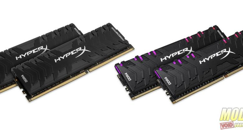 Photo of HyperX Launches New Predator DDR4 RGB and Predator DDR4 DRAM