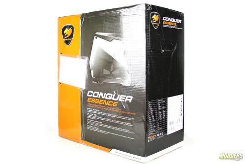Cougar Conquer Essence Mini Tower Case Review aluminum, Conquer Essence, Cougar, Custom Case, Micro ITX, Mini Tower, modding, Open Consept, open-frame, Small Case 2