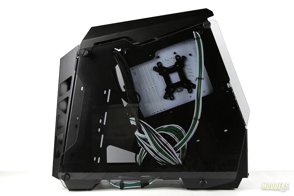 Cougar Conquer Essence Mini Tower Case Review aluminum, Conquer Essence, Cougar, Custom Case, Micro ITX, Mini Tower, modding, Open Consept, open-frame, Small Case 3