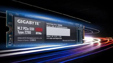 GIGABYTE New Storage Line Up with NVMe PCIe M.2 SSDs GIGABYTE PCIe M.2, nvme, SSD 14