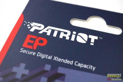 Patriot 256 EP Micro SDX Card Review 256 GB SD Card, 4k SD Card, Micro SD Card, Patriot, patriot ep, SD Card, SDXC 1