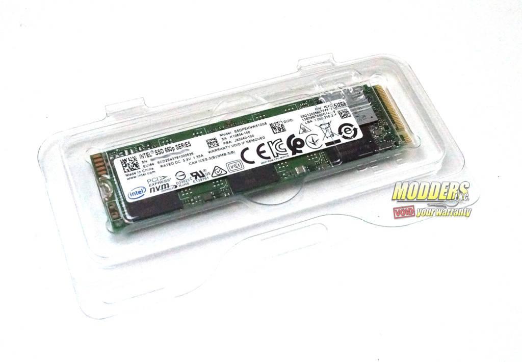 Intel 660p NVMe M.2 SSD Review 660p, Budget SSD, Intel, Intel SSD, Intel SSD 6, m.2, nvme, SSD, SSD 6 6