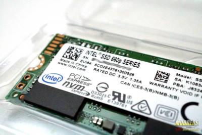 Intel 660p NVMe M.2 SSD Review 660p, Budget SSD, Intel, Intel SSD, Intel SSD 6, m.2, nvme, SSD, SSD 6 1