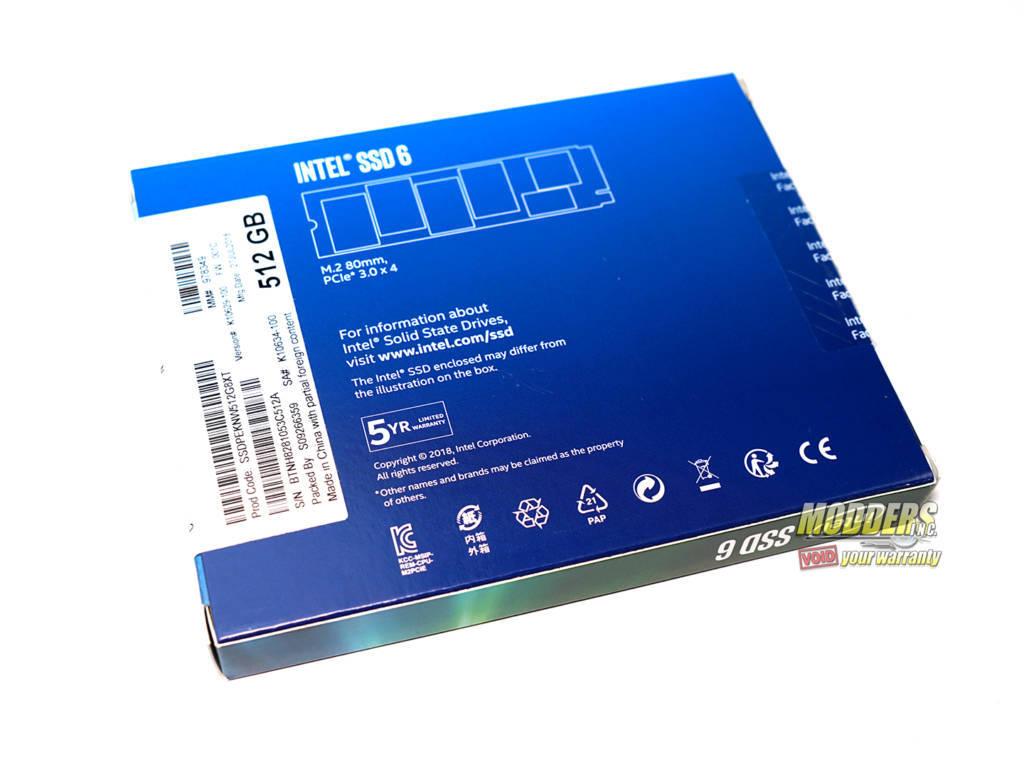 Intel 660p NVMe M.2 SSD Review 660p, Budget SSD, Intel, Intel SSD, Intel SSD 6, m.2, nvme, SSD, SSD 6 3