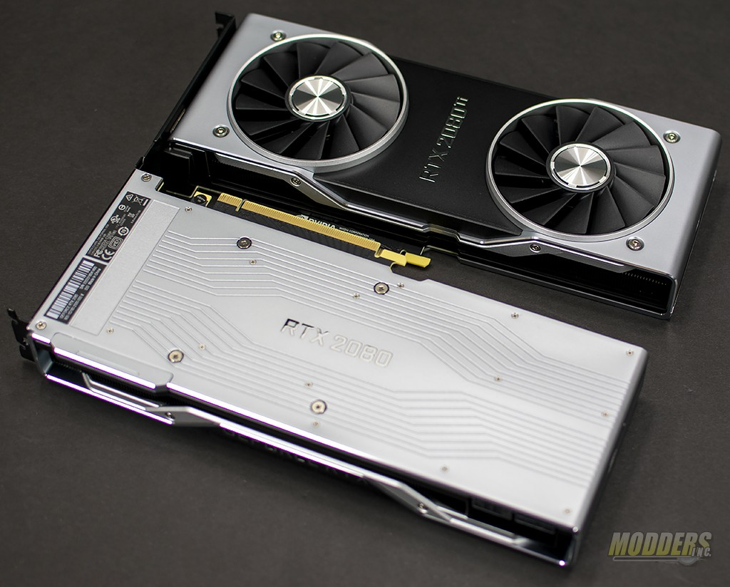 Nvidia GeForce RTX 2080TI Founders Edition & RTX 2080