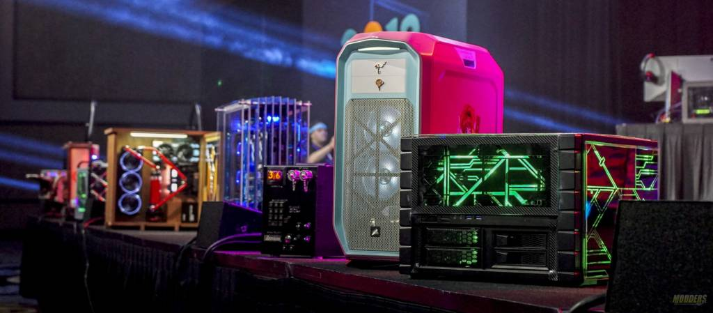 Quakecon 2018 case mod contest winners