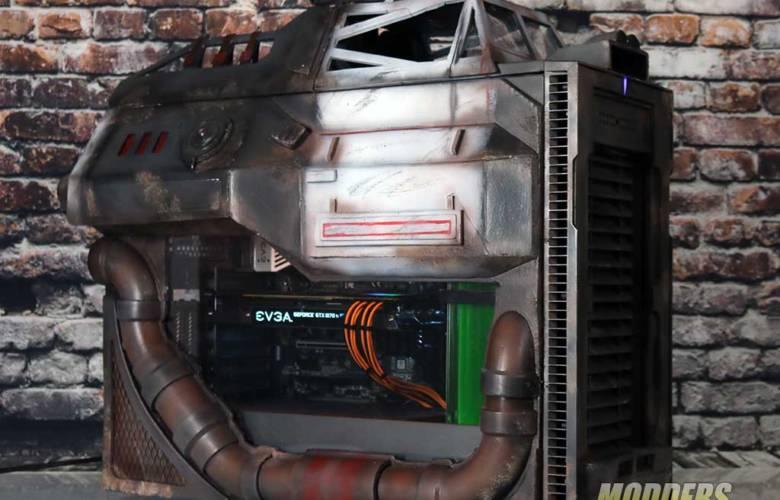 Rage 2 Truck Case Mod