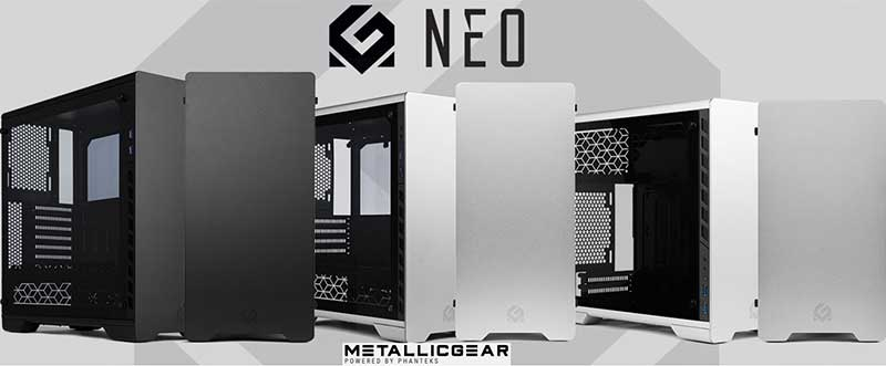 MetallicGear announces the release of the new NEO Series NEO Cases All 1